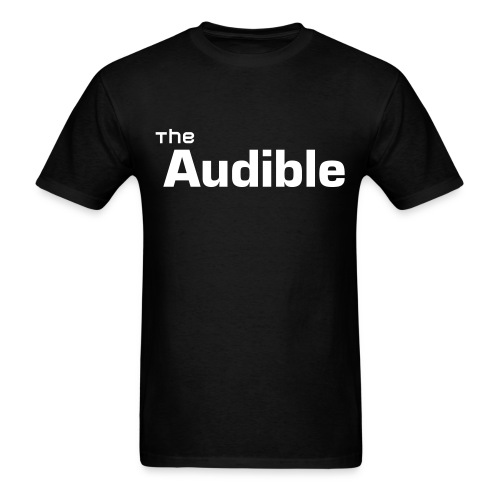 TheAudible Jersey Tee - Men's T-Shirt