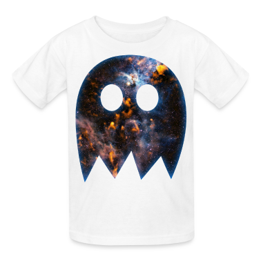 Ghost - Espectro - Halloween - Cool - Spectre Kids' Shirts