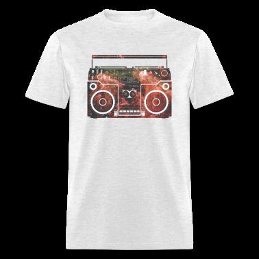 Cosmic Boombox T-Shirts