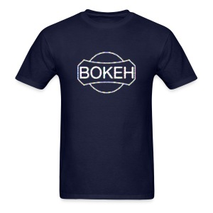 BOKEH logo - Men's T-Shirt
