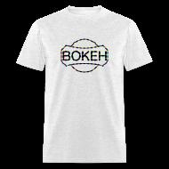 T-Shirts ~ Men's T-Shirt ~ BOKEH logo
