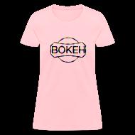 Women's T-Shirts ~ Women's T-Shirt ~ BOKEH logo
