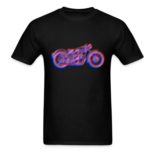 color me fast - parilla 250cc - Men's T-Shirt