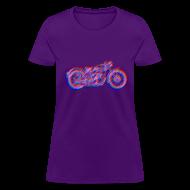 T-Shirts ~ Women's T-Shirt ~ color me fast - parilla 250cc