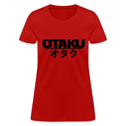 otaku - Women's T-Shirt