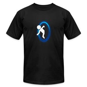 PortalThrough - Men's Fine Jersey T-Shirt