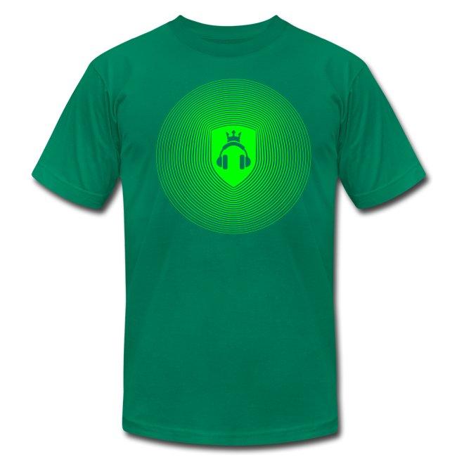 Green Crest Radiation