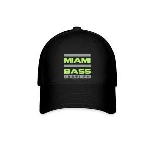 Black Fitted MBFM cap - Baseball Cap