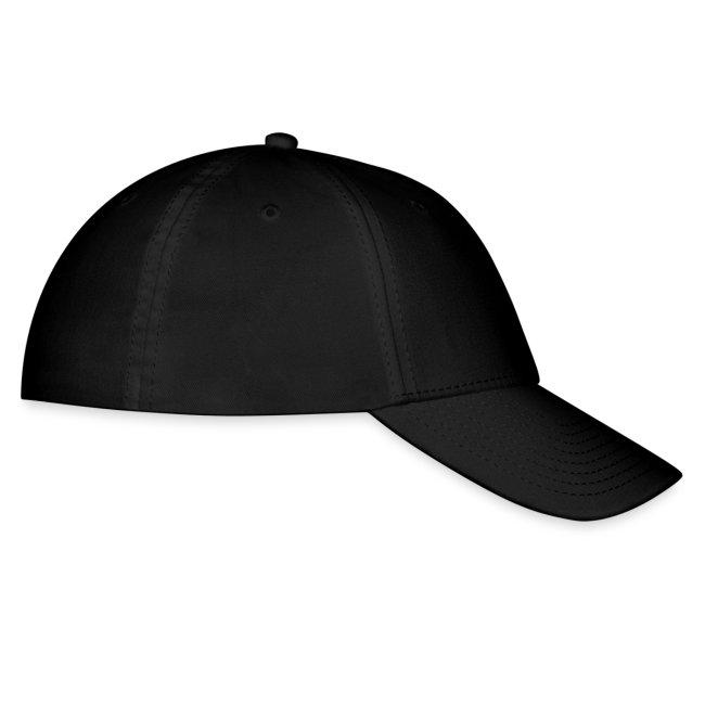 Black Fitted MBFM cap