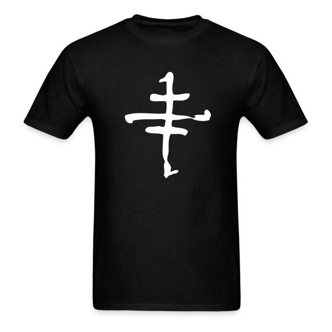 Cruxshadows Cross Logo T
