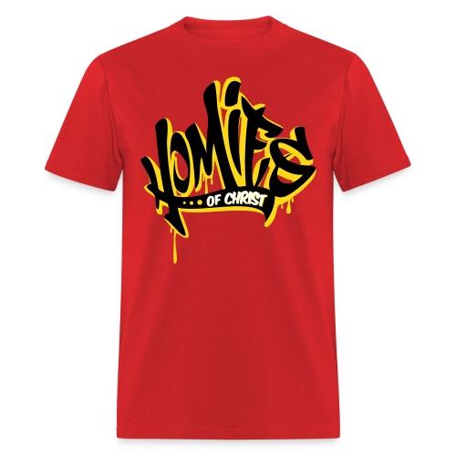 Homies of Christ® - Men's T-Shirt