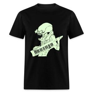 Glow-in-the-Dark Xenu - Men's T-Shirt