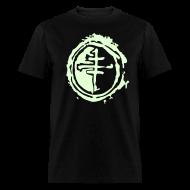 T-Shirts ~ Men's T-Shirt ~ Short sleeve Glow-in-the-Dark T