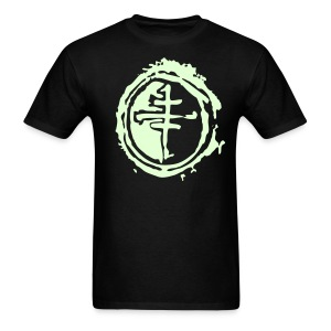 Short sleeve Glow-in-the-Dark T - Men's T-Shirt