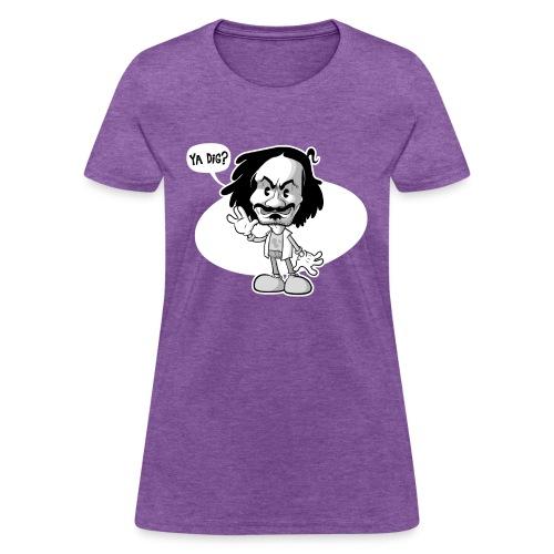 Manson Mouse (for girls) - Women's T-Shirt