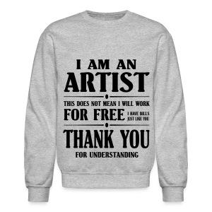 artist - Crewneck Sweatshirt