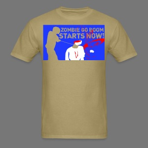 starts now - Men's T-Shirt