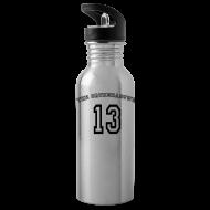Mugs & Drinkware ~ Water Bottle ~ 'Cruxshadows 13' sports drink bottle