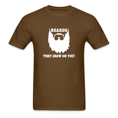 Bears. They Grow on You T-Shirts