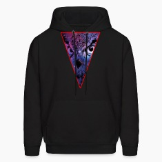 Triangle Owl - Bird - Hipster - Space - Cool Hoodies