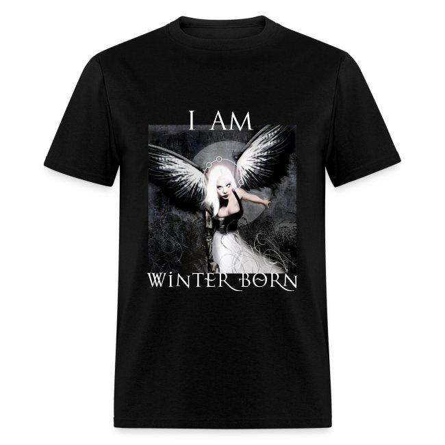 I AM WINTERBORN graphic Tee - Digital Print