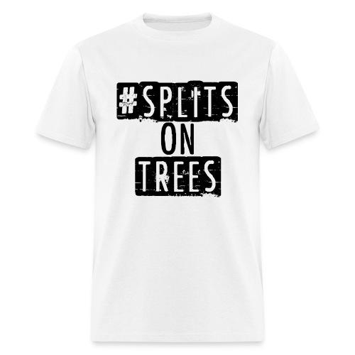 #SplitsOnTrees - Men's T-Shirt