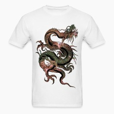 Space Dragon T-Shirts