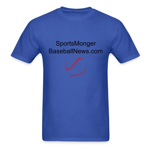 Sports Monger Baseball - Men's T-Shirt