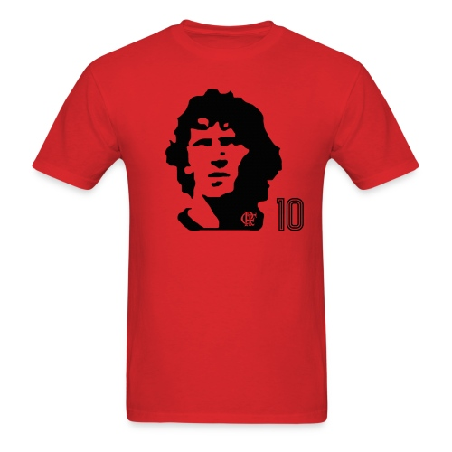 Camisa 10 da Gávea - Men's T-Shirt