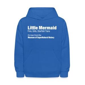 Kid's Mermaid Hoodie - Kids' Hoodie