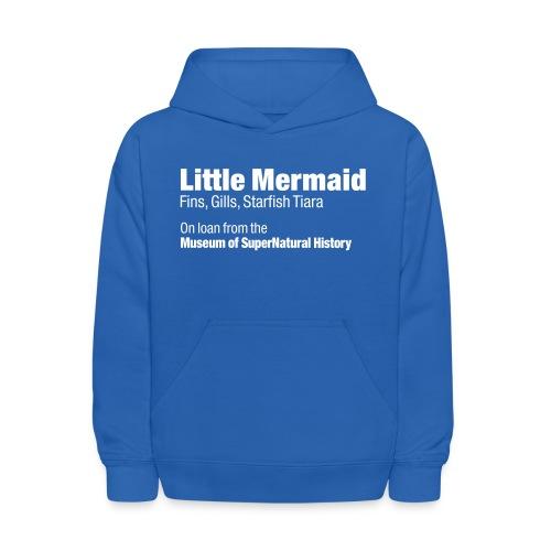 MuSuNaHI®  Kid's Mermaid Hoodie - Kids' Hoodie