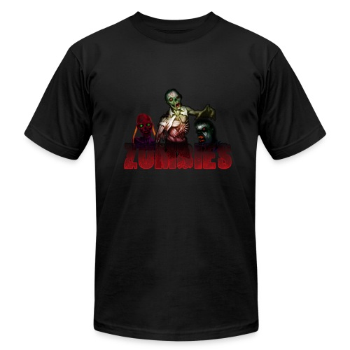 Zombies - Men's Fine Jersey T-Shirt