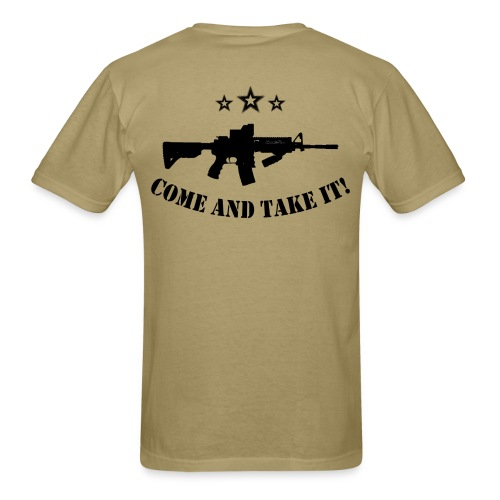 Come and take it! - Men's T-Shirt