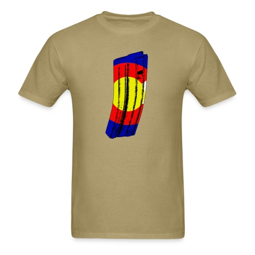 30 Rounds with border for alternate colors - Men's T-Shirt
