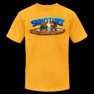 T-Shirts ~ Men's T-Shirt by American Apparel ~ Sumotori T-Shirt by American Apparel (M)