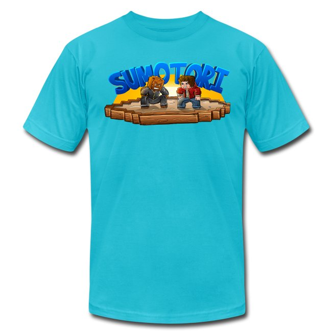 Sumotori T-Shirt by American Apparel (M)