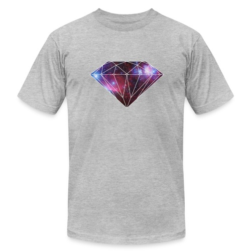 The Diamond Galaxy Tee - Men's Fine Jersey T-Shirt