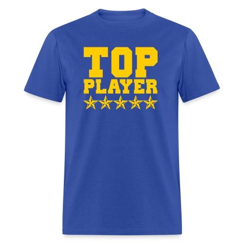 top player - Men's T-Shirt