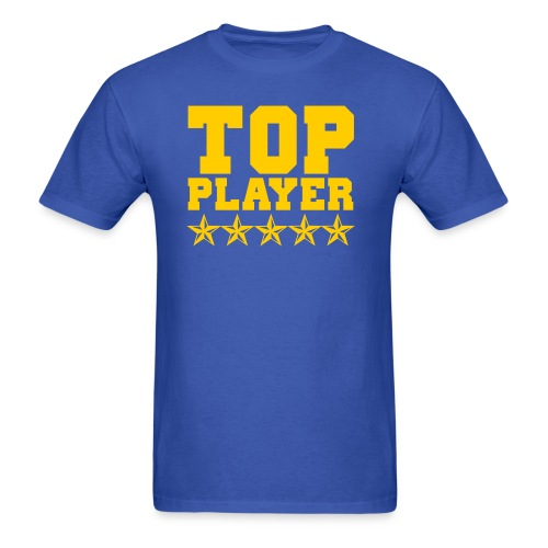 top player - Men's T-Shirt