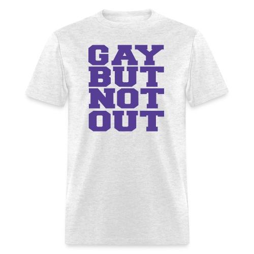 gay - Men's T-Shirt