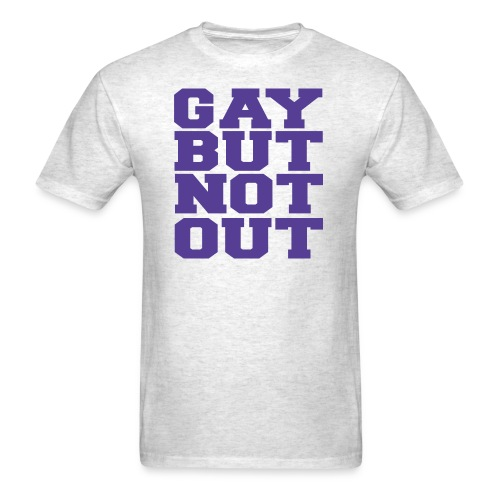 gay - Men's T-Shirt