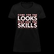 Women's T-Shirts ~ Women's T-Shirt ~ Skills Women's T-shirt