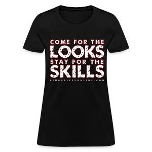 Skills Women's T-shirt - Women's T-Shirt