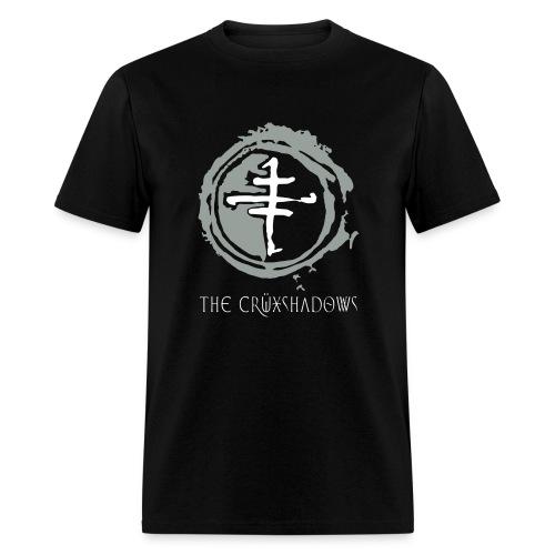 Cruxshadows Logo T - Men's T-Shirt