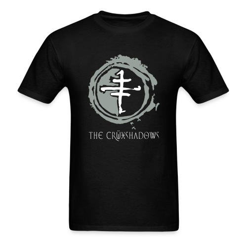 Cruxshadows Logo T - Men's T-Shirt