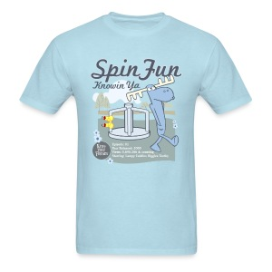 HTF - SpinFun Epishirt - Men's T-Shirt