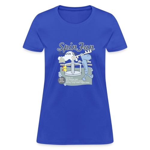 HTF - SpinFun Epishirt - Women's T-Shirt