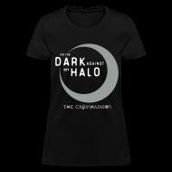 T-Shirts ~ Women's T-Shirt ~ Girls Dark Halo T