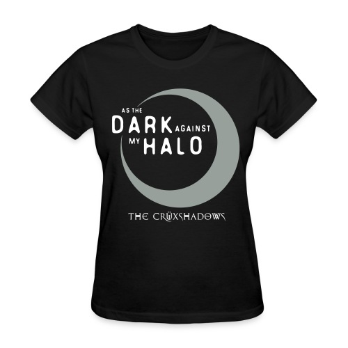 Girls Dark Halo T - Women's T-Shirt