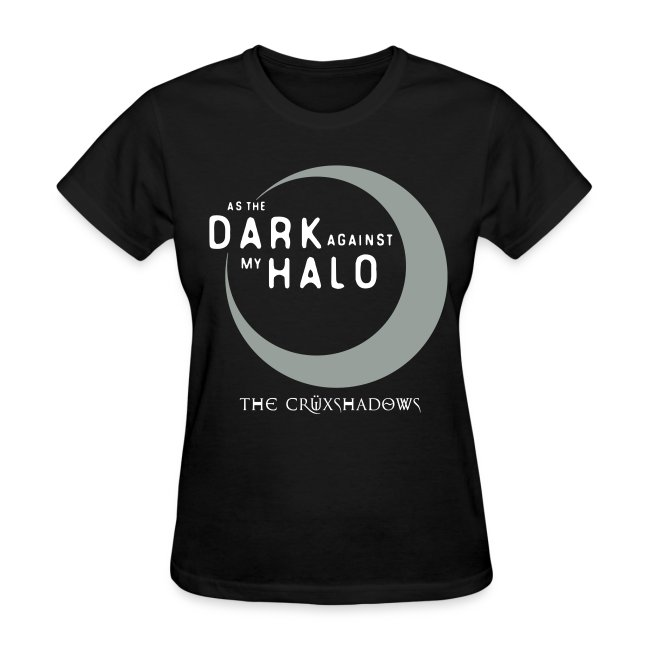 Girls Dark Halo T